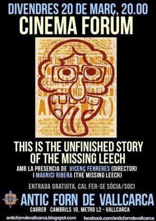 Missing Leech (Pequeña)